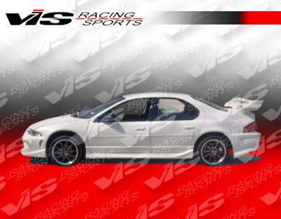 Stratus 4Dr - Side Skirts - VIS Racing - Dodge Stratus 4DR VIS Racing Striker Side Skirts - 95DGSTR4DSTR-004