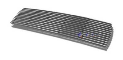 Grilles - Custom Fit Grilles - APS - Nissan Pathfinder APS Billet Grille - Upper - Aluminum - N65359A