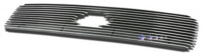 Grilles - Custom Fit Grilles - APS - Nissan Pathfinder APS Billet Grille - Upper - Aluminum - N65363A