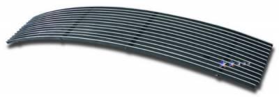 Grilles - Custom Fit Grilles - APS - Nissan 350Z APS Billet Grille - Upper - Aluminum - N65414A