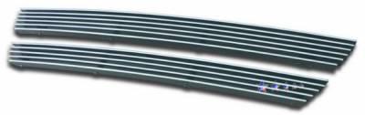 Grilles - Custom Fit Grilles - APS - Nissan Xterra APS Billet Grille - Upper - Aluminum - N65417A