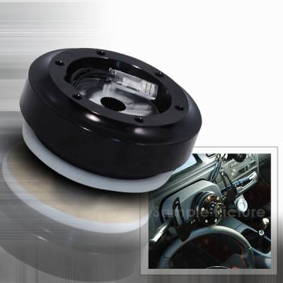 Car Interior - Steering Wheel Hub Adaptors - Custom Disco - Honda Civic Custom Disco Short Hubs - QS-HUB110-SD
