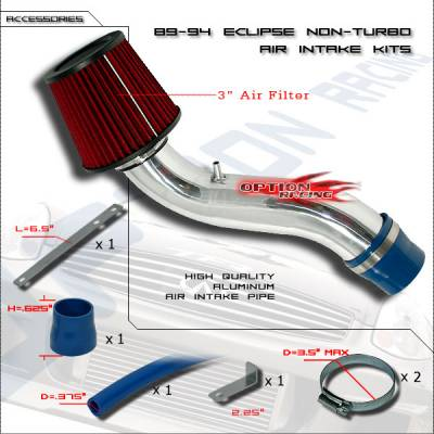 Air Intakes - OEM - Custom - AIR FILTER INTAKE Short Ram