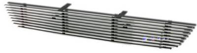 Grilles - Custom Fit Grilles - APS - Nissan Xterra APS Billet Grille - Bumper - Aluminum - N66431A