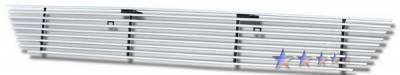 Grilles - Custom Fit Grilles - APS - Nissan Xterra APS Billet Grille - Bumper - Stainless Steel - N66431S