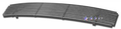 Grilles - Custom Fit Grilles - APS - Nissan Maxima APS Billet Grille - Bumper - Aluminum - N66464A