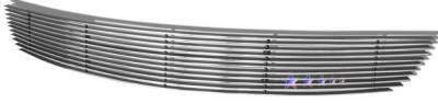 Grilles - Custom Fit Grilles - APS - Nissan Murano APS Billet Grille - Bumper - Aluminum - N66486A