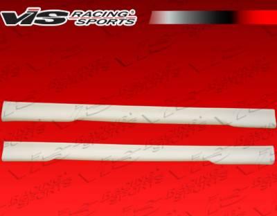 Malibu - Side Skirts - VIS Racing - Chevrolet Malibu VIS Racing VIP Side Skirts - 97CHMAL4DVIP-004
