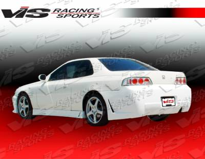 Prelude - Side Skirts - VIS Racing - Honda Prelude VIS Racing TSC-3 Side Skirts - 97HDPRE2DTSC3-004