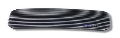 Grilles - Custom Fit Grilles - APS - Nissan Titan APS Billet Grille - Bumper - Aluminum - N66615A