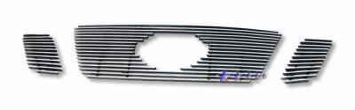 Grilles - Custom Fit Grilles - APS - Nissan Xterra APS Grille - N66640A