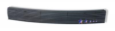 Grilles - Custom Fit Grilles - APS - Nissan Sentra APS Grille - N66747A
