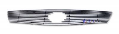 Grilles - Custom Fit Grilles - APS - Nissan Sentra APS Grille - N66748A