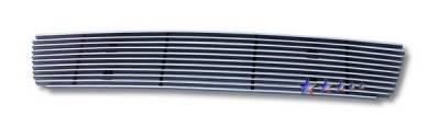 Grilles - Custom Fit Grilles - APS - Nissan Sentra APS Grille - N66749A
