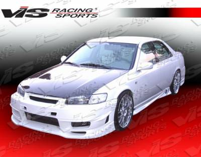 Camry - Side Skirts - VIS Racing - Toyota Camry VIS Racing Invader Side Skirts - 97TYCAM4DINV-004