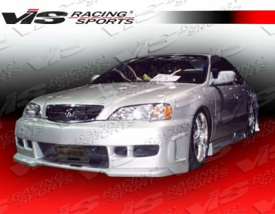 TL - Side Skirts - VIS Racing - Acura TL VIS Racing Z1 boxer Side Skirts - 99ACTL4DZ1-004
