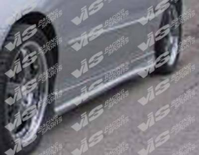 Odyssey - Side Skirts - VIS Racing - Honda Odyssey VIS Racing Tracer Side Skirts - 99HDODY4DTRA-004