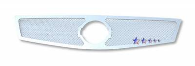 Grilles - Custom Fit Grilles - APS - Nissan Sentra APS Wire Mesh Grille - N76748T