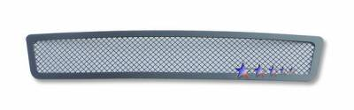 Grilles - Custom Fit Grilles - APS - Nissan Sentra APS Grille - N76749H