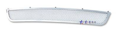 Grilles - Custom Fit Grilles - APS - Nissan Altima APS Wire Mesh Grille - N76751T