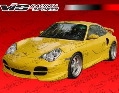 911 - Side Skirts - VIS Racing - Porsche 911 VIS Racing A-Tech 2 Side Skirts - 99PS9962DATH2-004