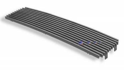 Grilles - Custom Fit Grilles - APS - Nissan Sentra APS Billet Grille - Bumper - Aluminum - N85405A