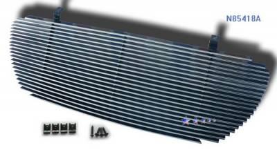 Grilles - Custom Fit Grilles - APS - Nissan Maxima APS Billet Grille - Upper - Aluminum - N85418A