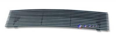 Grilles - Custom Fit Grilles - APS - Nissan Cube APS Grille - N86638A