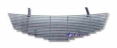 Grilles - Custom Fit Grilles - APS - Nissan Sentra APS Grille - N86746A