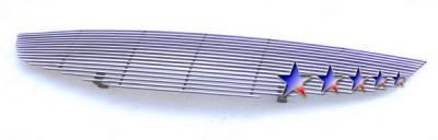 Grilles - Custom Fit Grilles - APS - Nissan Altima APS Grille - N86880A
