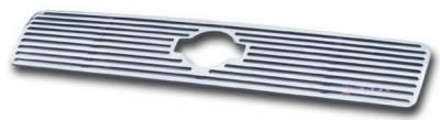 Grilles - Custom Fit Grilles - APS - Nissan Pathfinder APS CNC Grille - Upper - Aluminum - N95359A