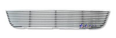 Grilles - Custom Fit Grilles - APS - Nissan Armada APS CNC Perimeter Grille - N96508R