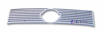 Grilles - Custom Fit Grilles - APS - Nissan Cube APS CNC Perimeter Grille - N96638A