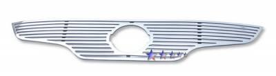 Grilles - Custom Fit Grilles - APS - Nissan Altima APS CNC Perimeter Grille - N96750A