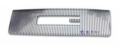 Grilles - Custom Fit Grilles - APS - Nissan Altima APS CNC Perimeter Grille - N96751A