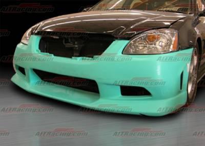 Altima - Front Bumper - AIT Racing - Nissan Altima AIT Racing C-Weapon Style Front Bumper - NA02HICWSFB