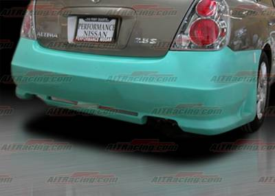 Altima - Rear Bumper - AIT Racing - Nissan Altima AIT Racing R34 Style Rear Bumper - NA02HIR34RB