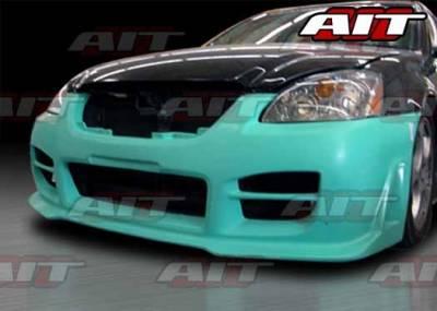 Altima - Front Bumper - AIT Racing - Nissan Altima AIT R34 Style Front Bumper - NA03HIR34FB