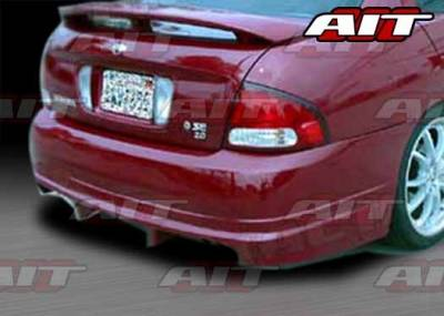Sentra - Rear Bumper - AIT Racing - Nissan Sentra AIT FLS Style Rear Bumper - NS00HIFLSRB