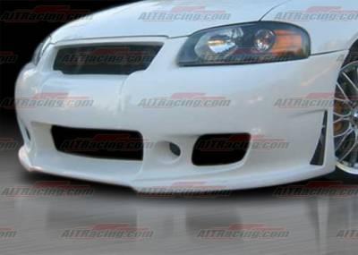 Sentra - Front Bumper - AIT Racing - Nissan Sentra AIT Racing Zen Style Front Bumper - NS00HIZENFB