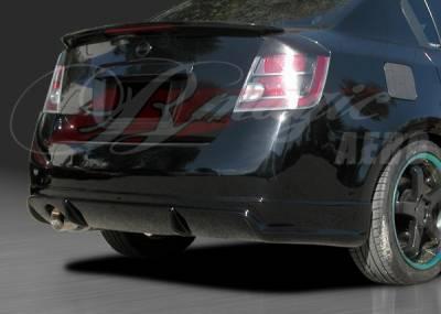 Sentra - Rear Bumper - AIT Racing - Nissan Sentra BMagic Pulse Style Rear Bumper - NS07BMIMPRB