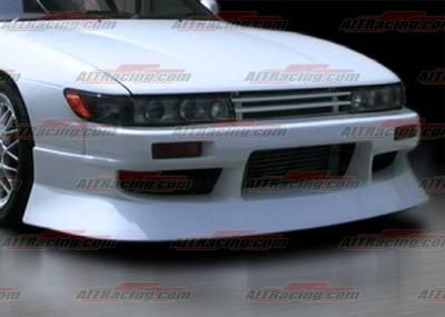 Silvia - Front Bumper - AIT Racing - Nissan Silvia AIT Racing M4 Style Front Bumper - NS1389HIURAFB