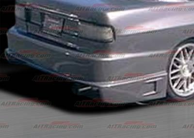 Sentra - Rear Bumper - AIT Racing - Nissan Sentra AIT Racing Drift Style Rear Bumper - NS91HIDFSRB