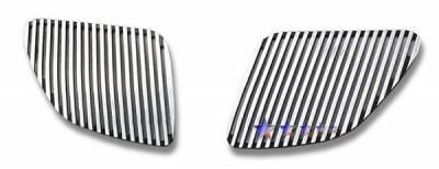 Grilles - Custom Fit Grilles - APS - Pontiac G6 APS CNC Perimeter Grille - P95130U