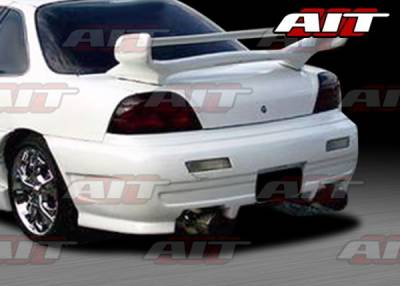 Grand Am - Rear Bumper - AIT Racing - Pontiac Grand Am AIT Combat Style Rear Bumper - PG92HICBSRB