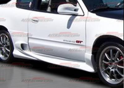 Grand Am - Side Skirts - AIT Racing - Pontiac Grand Am AIT Racing VS Style Side Skirts - PG99HIVSSS2