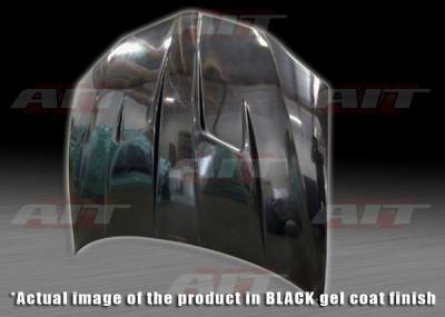 Sunfire - Hoods - AIT Racing - Pontiac Sunfire BMagic Type-3 FRP Hood - PS03BMT3FH