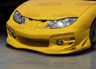 Sunfire - Front Bumper - AIT Racing - Pontiac Sunfire AIT Racing BMX Style Front Bumper - PS03HIBMXFB