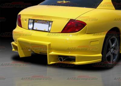 Sunfire - Rear Bumper - AIT Racing - Pontiac Sunfire AIT Racing BMX Style Rear Bumper - PS03HIBMXRB