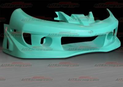 Sunfire - Front Bumper - AIT Racing - Pontiac Sunfire AIT Racing Blaze Style Front Bumper - PS03HIBZSFB